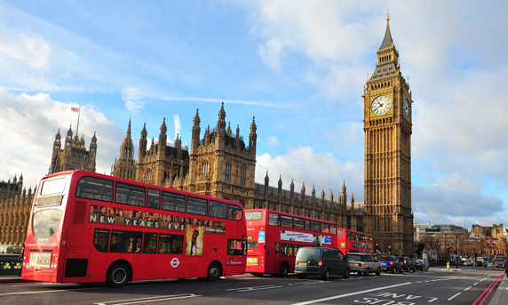 Day Trips to London with Amerc Chauffeurs