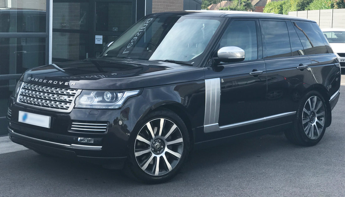 Range Rover Autobiography at Amerc Cars